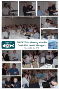 Targetfish industry meeting Athens
